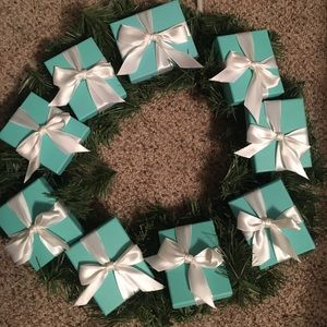 Other - Tiffany & Co. boxes Holiday Wreath